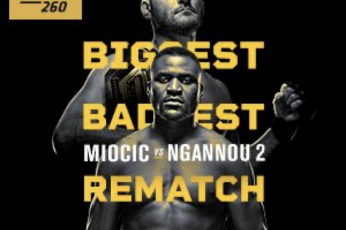 Miocic vs Ngannou what you need to know