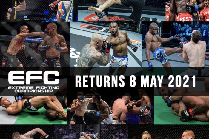 EFC a announce their return to action with 7 events for 2021