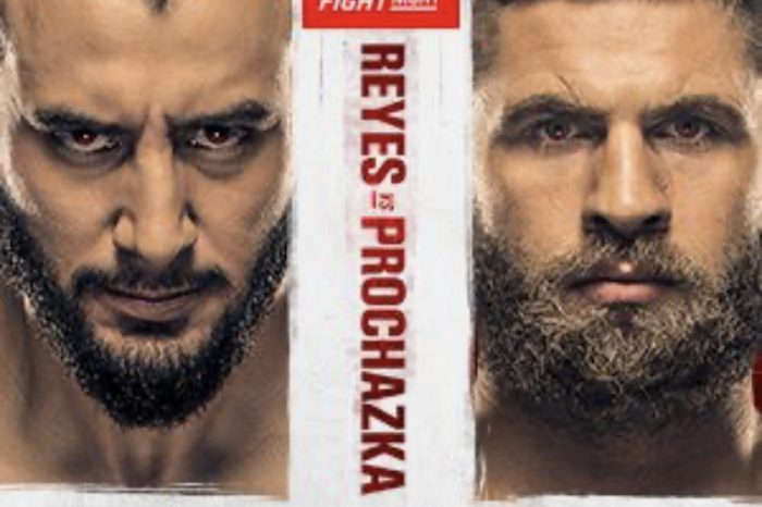 Reyes vs Prochazka - what you need to know !