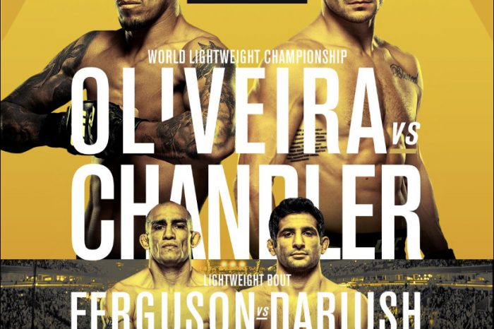 UFC263 Oliveira bs Chandler - What you need to know
