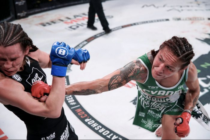 Official Bellator 259 results