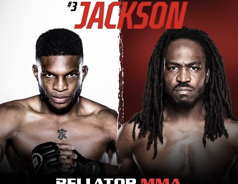 Daley  vs Jackson added to Bellator 260