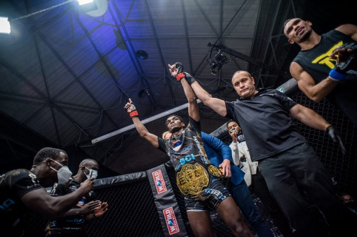 Official EFC85 results