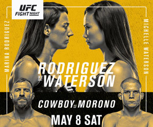 Rodriguez vs Waterson - what you need to know