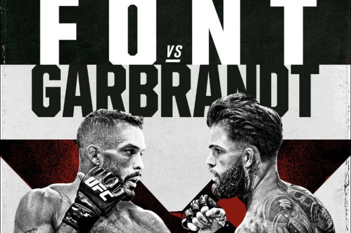 Font vs Garbrandt - What you need to know