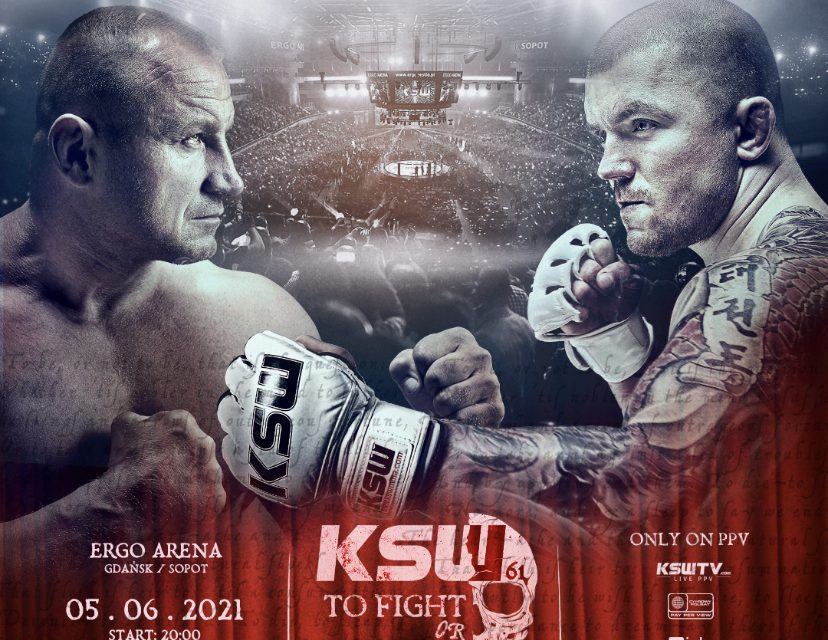 5 Time worlds strongest man to headline KSW61 and welcome back the fans
