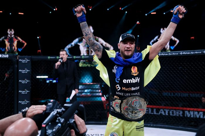 Official Bellator 260 results