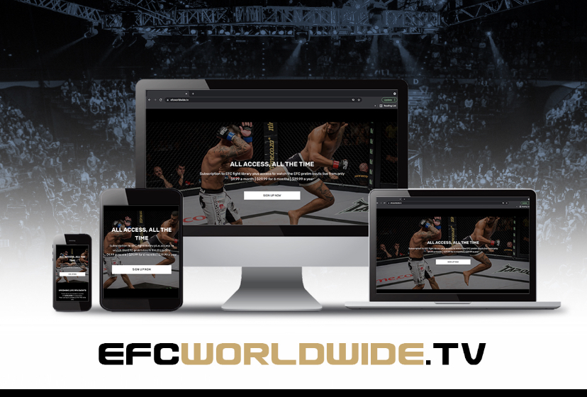 EFC officially launched EFC Worldwide Tv