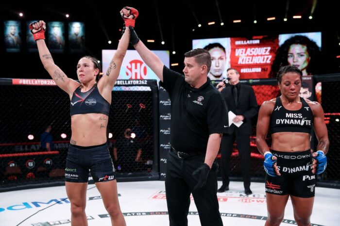 Bellator 262 Official Results