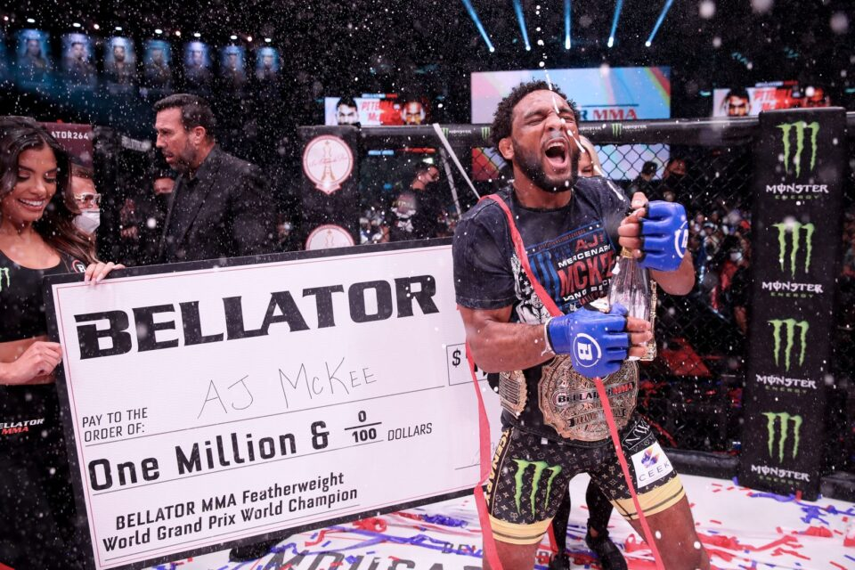 Bellator 263 official Results